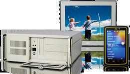 Máy tính công nghiệp, Màn hình cảm ứng hãng Aximotek