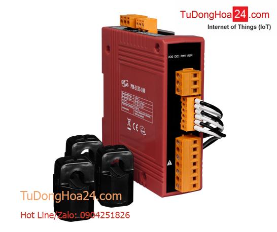 3-Phase Smart Power Meter ICP DAS PM-3133-100