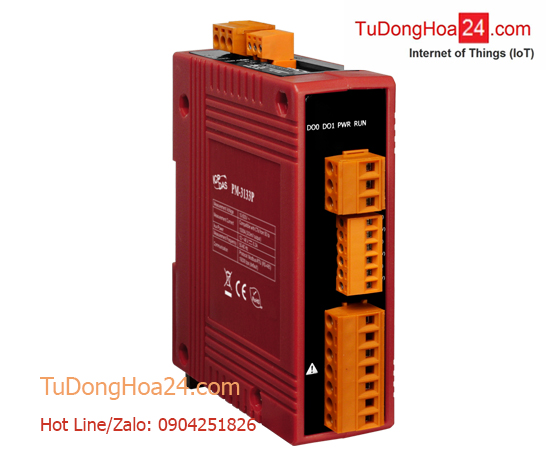 3-Phase Smart Power Meter ICP DAS PM-3133P